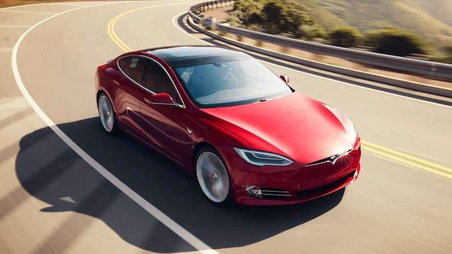 2018 Tesla Model S Sedan