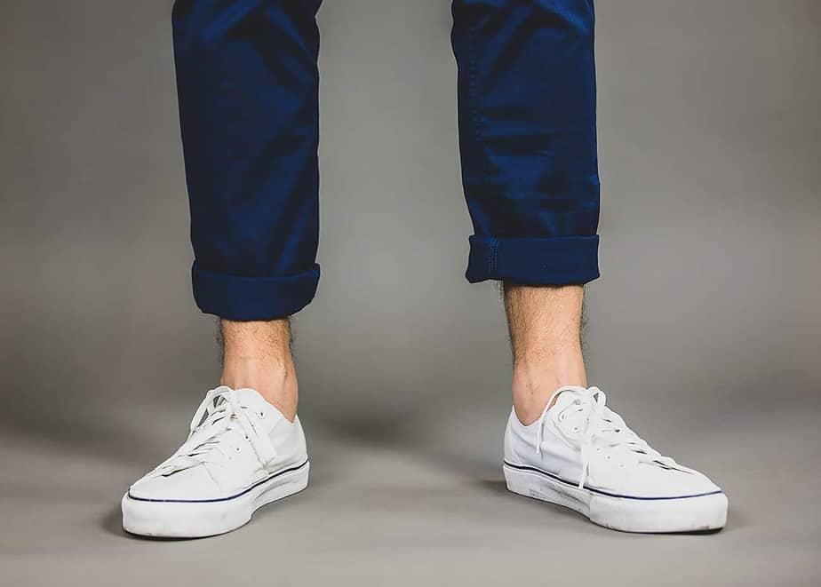 Mr. Gray Melange Invisible Socks