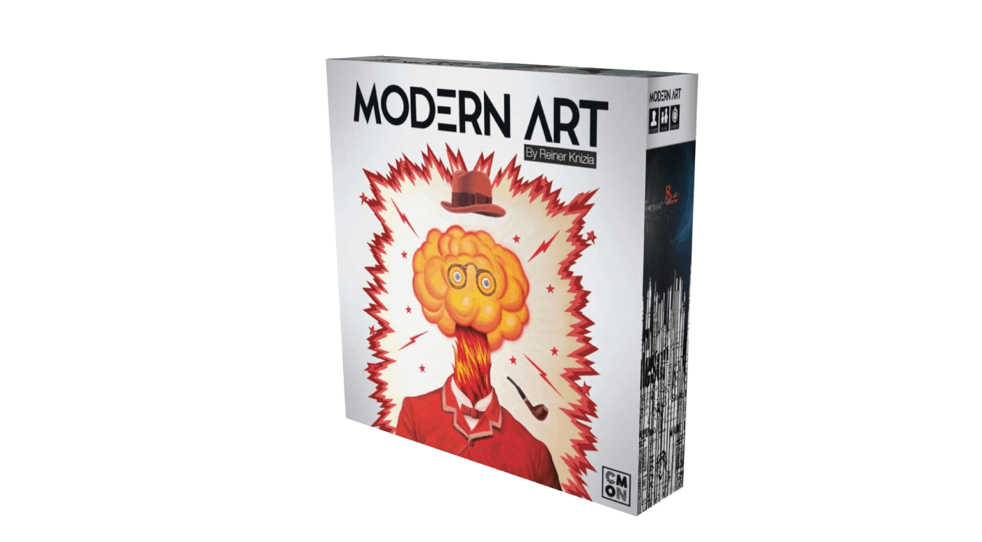 Modern Art (2019)