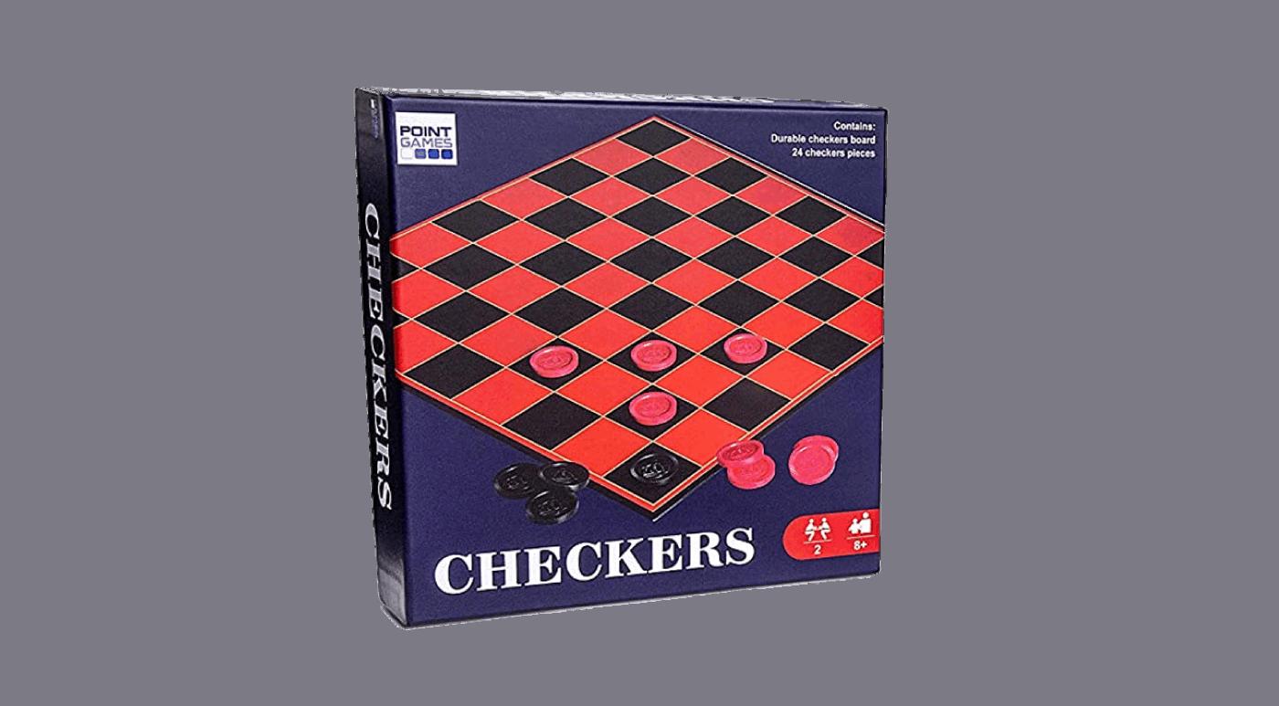 Checkers (3,000 BCE)