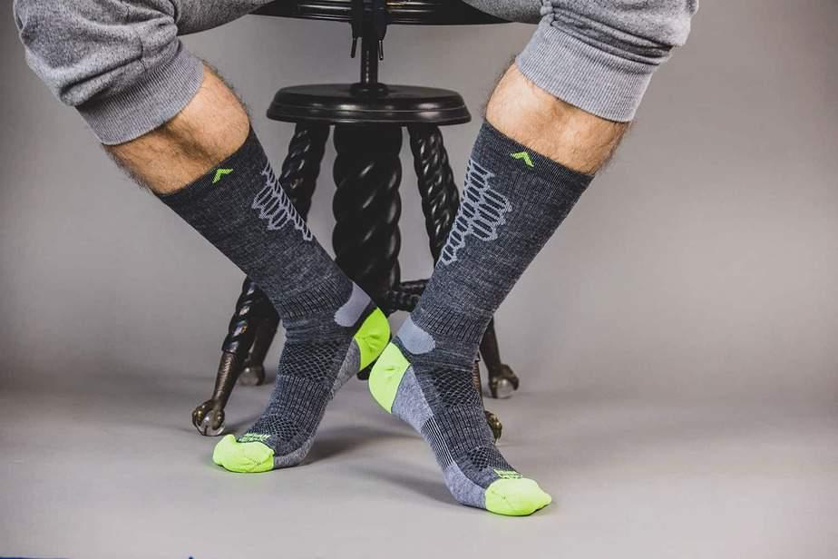 Wigwam General Contractor Socks