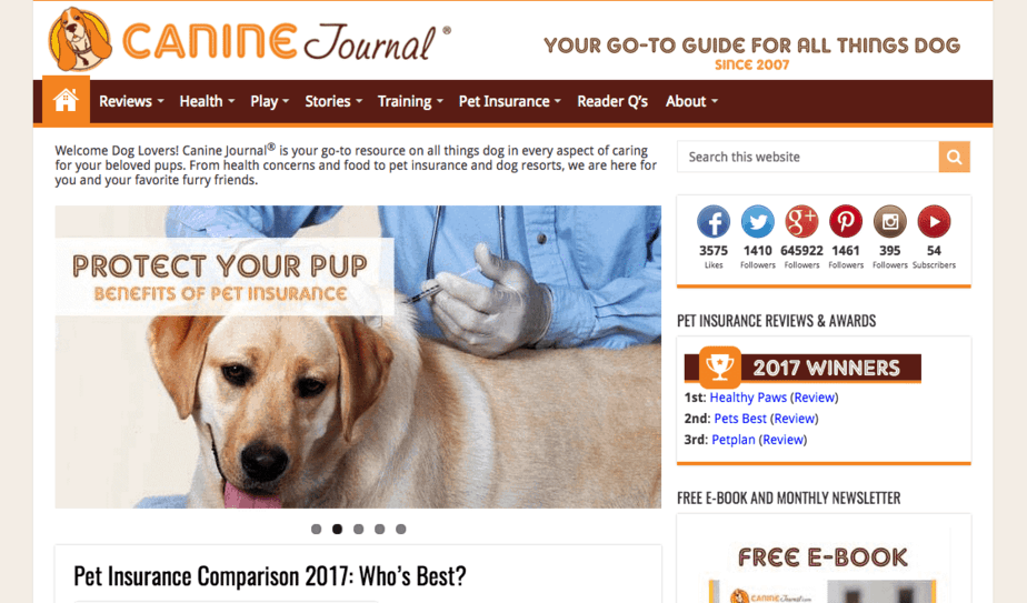 Kennel Club Dog Insurance Reviews
