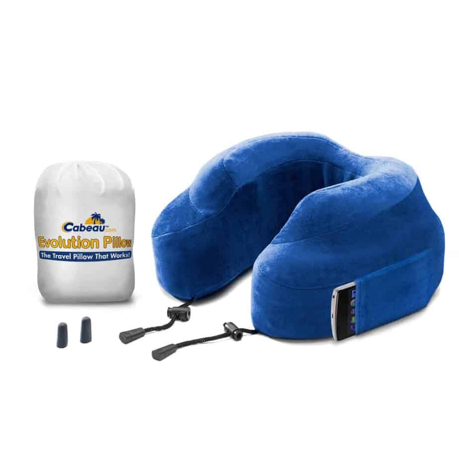 Cabeau Evolution Memory Foam Travel Pillow Cabeau