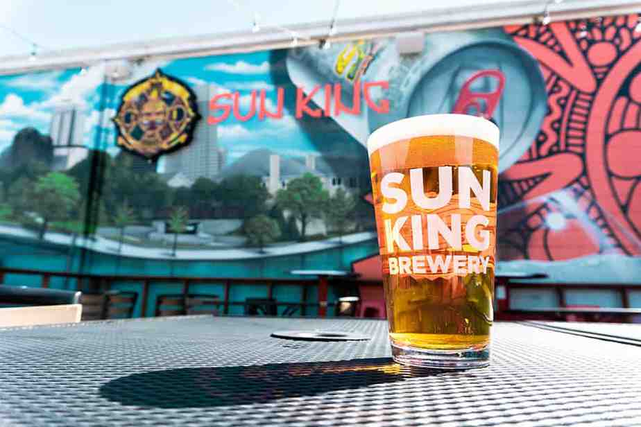 Sun King Brewery, Indianapolis, IN