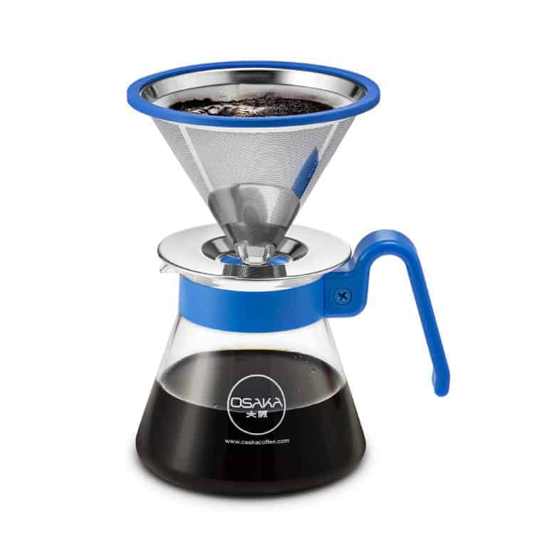 Osaka Pour Over Coffee Dripper Full Starter Set