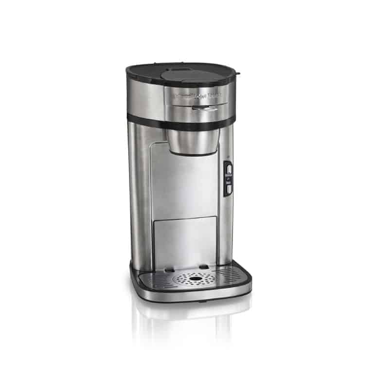 Hamilton Beach - The Scoop Single Serve Coffee Maker