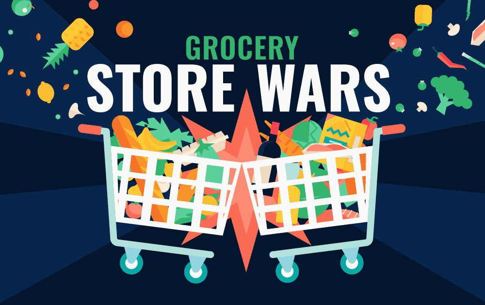 Grocery Store Wars