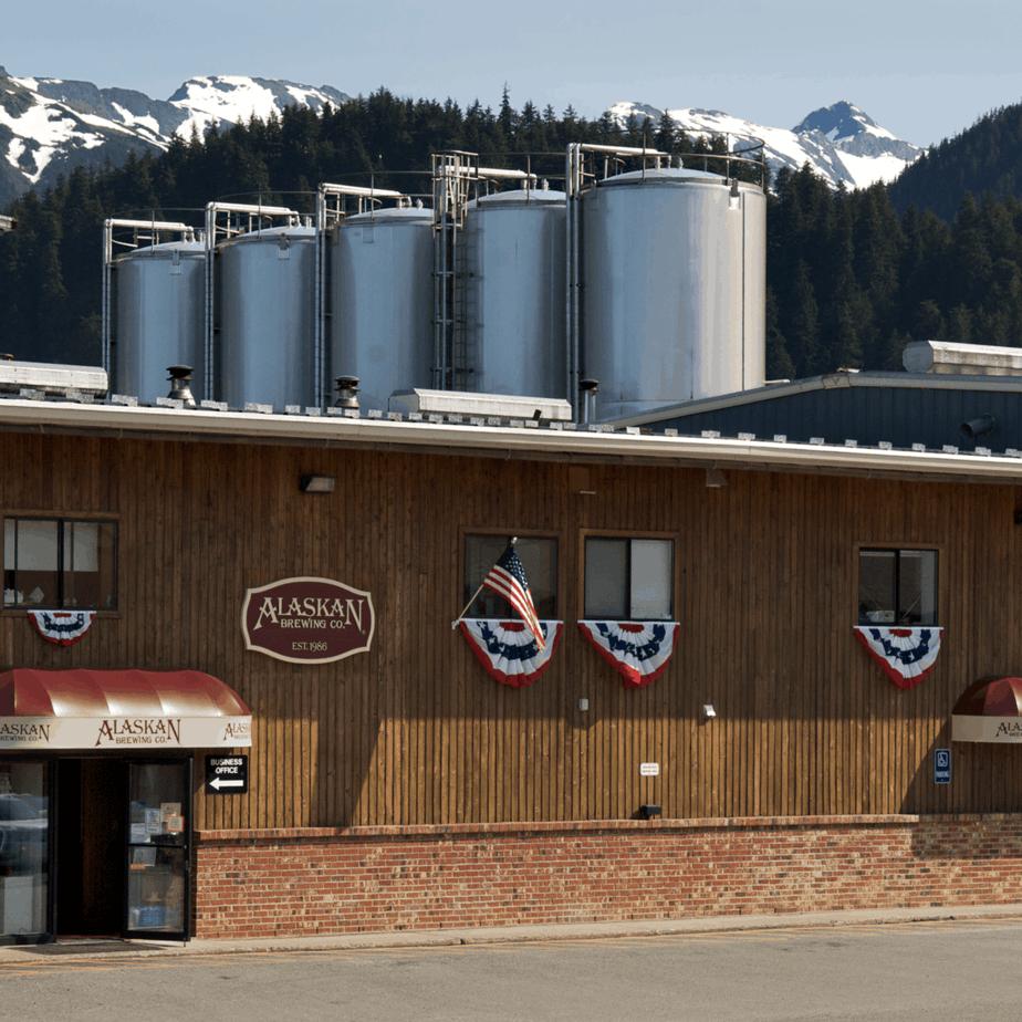Alaskan Brewing Co.   Juneau, AK