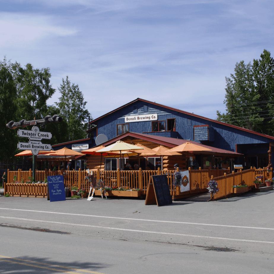 Denali Brewing Company   Talkeetna, AK
