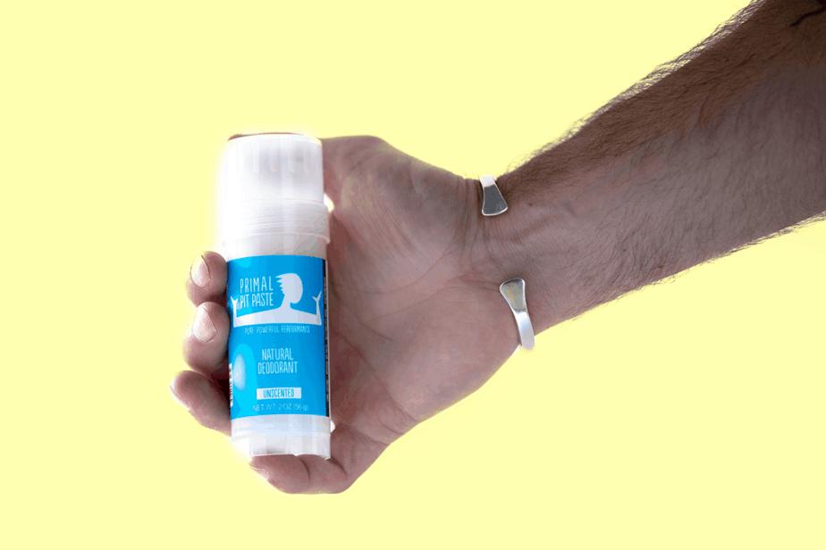 Primal Pit Paste Natural Deodorant ($11)
