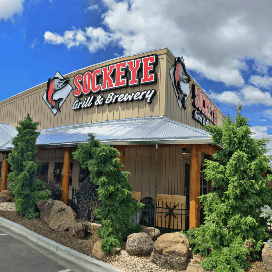 Sockeye Brewing   Boise, ID