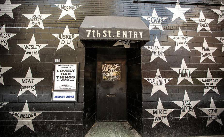 First Avenue _ 7th Street Entry Minneapolis, MN