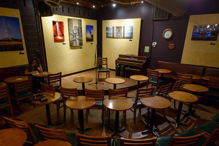 Laughing Goat Coffee House Boulder, CO