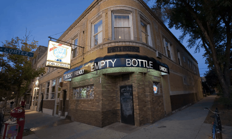 The Empty Bottle Chicago, IL