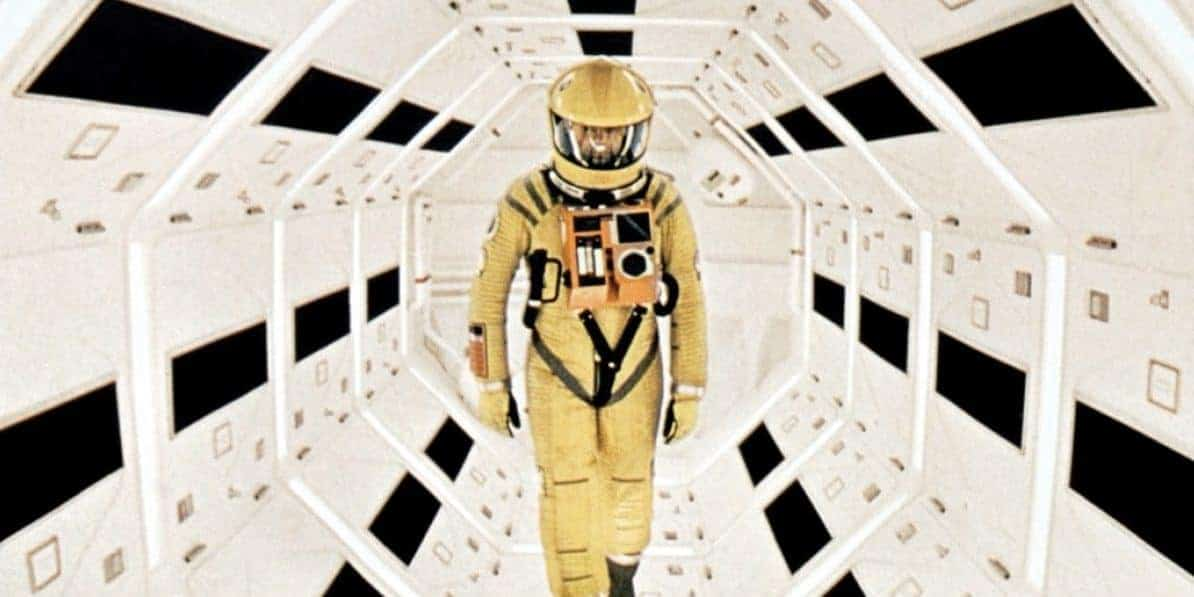 2001: A Space Odyssey (Tie)