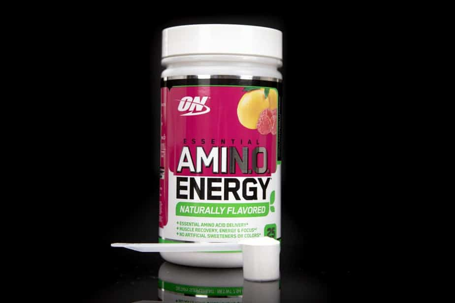 Optimum Nutrition Naturally Flavored Amino Energy