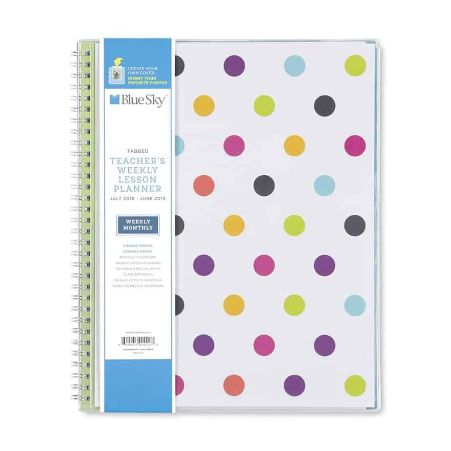 Blue Sky Academic Year Planner