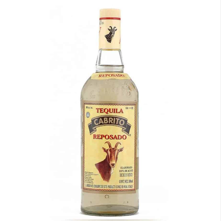 Cabrito Reposado Tequila