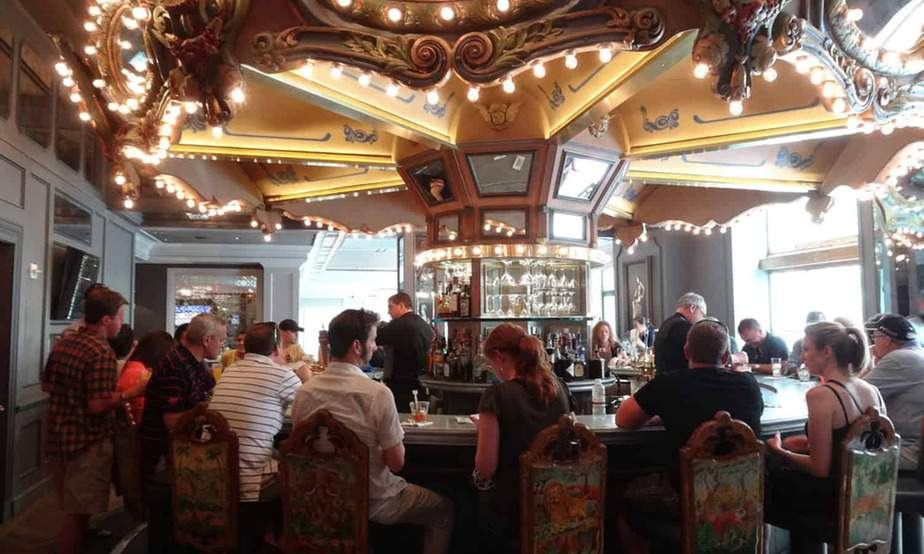 Carousel Bar • New Orleans, Lousiana