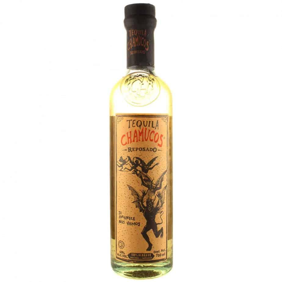 Chamucos Reposado Tequila