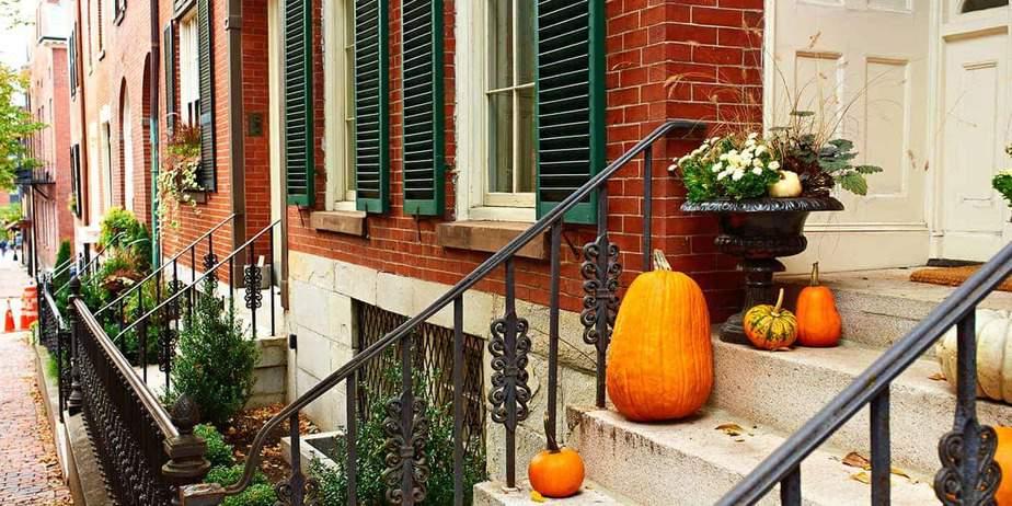 America s 30 Best Halloween Towns