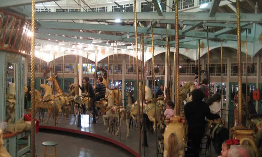 New Orleans City Park Carousel • New Orleans, Louisiana