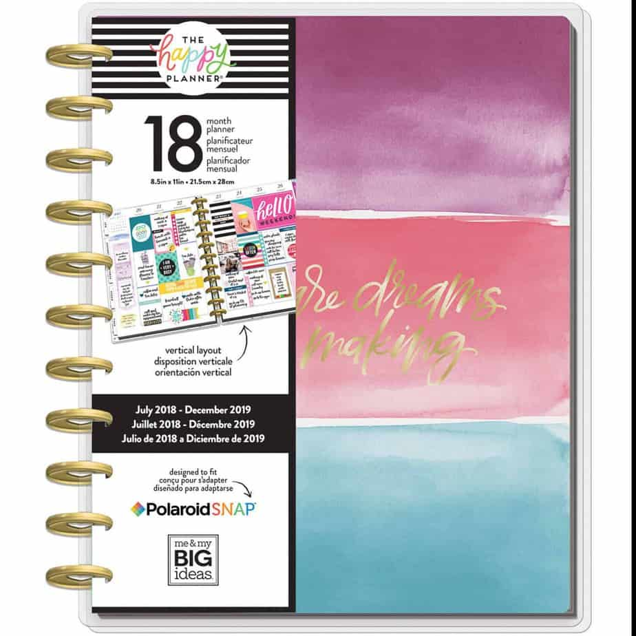 The Happy Planner Student Edition by Me & My Big Ideas