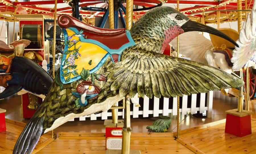 Tom Mankiewicz Conservation Carousel • Los Angeles, California