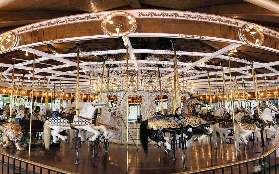 Looff Carrousel • Spokane, Washington