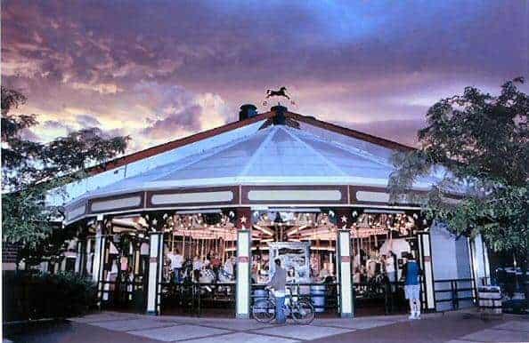 A Carousel for Missoula • Missoula, Montana