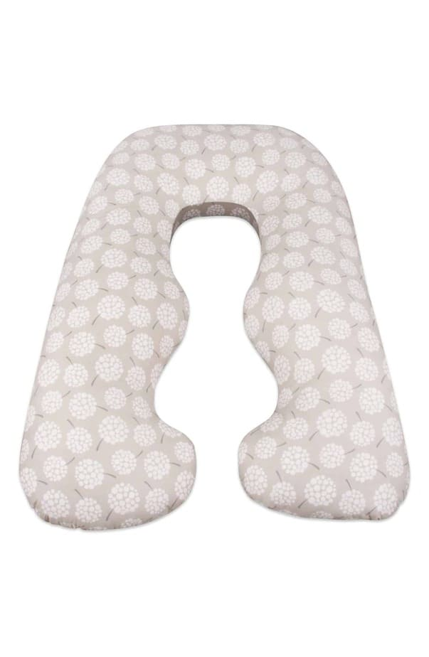 Leachco Back 'n Belly Contoured Pregnancy Pillow