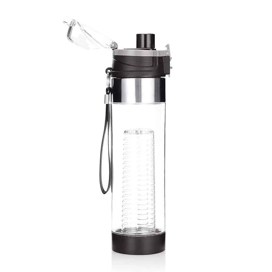 AquaFrut Bottom Loading Fruit Infuser Water Bottle