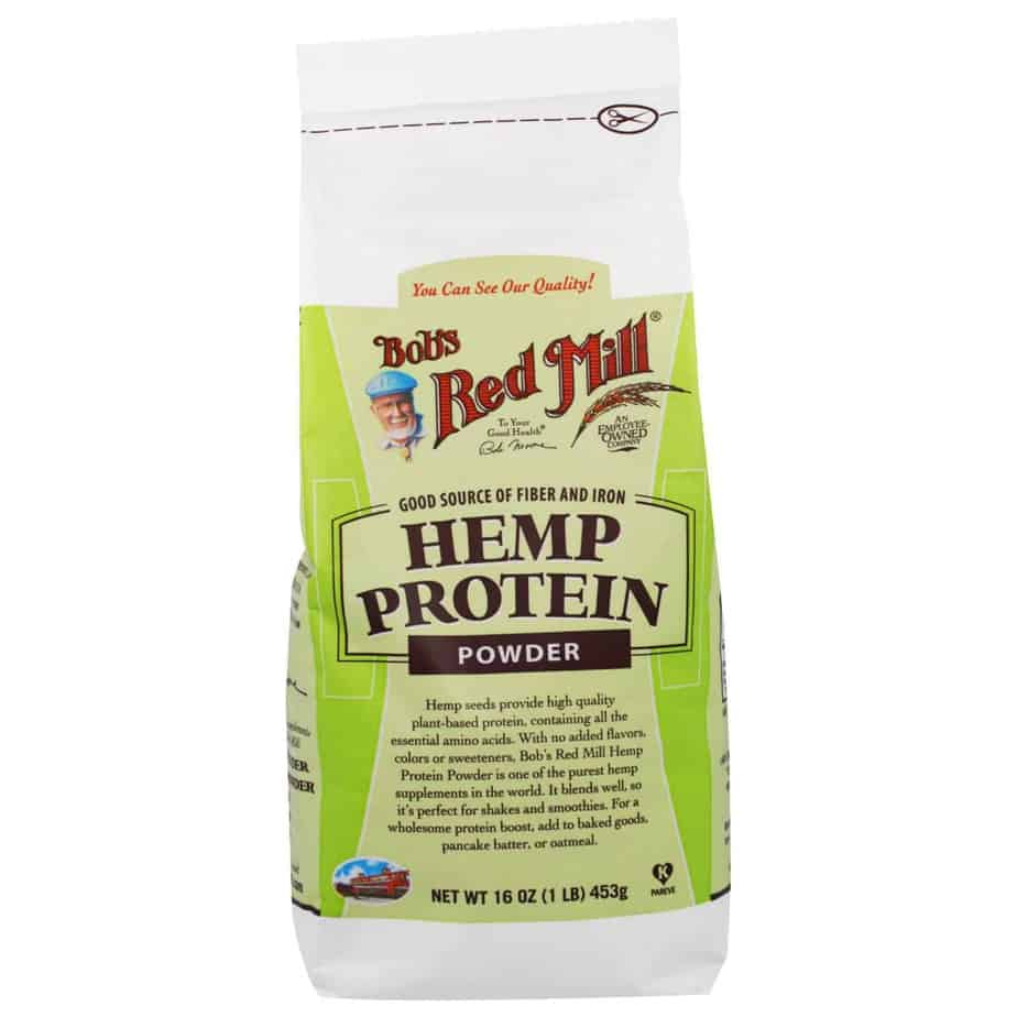 Bob's Red Mill Hemp Protein