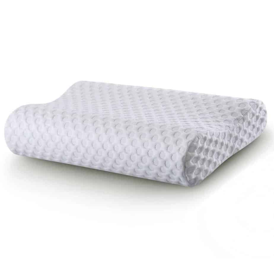 CR Sleep Memory Foam Contour Pillow