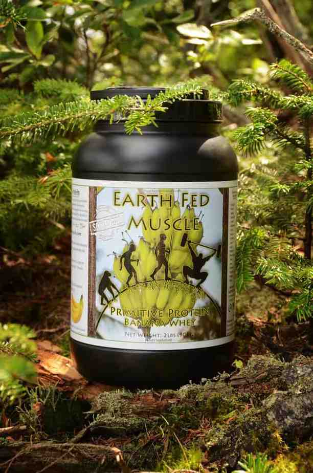 Earth Fed Muscle Whey