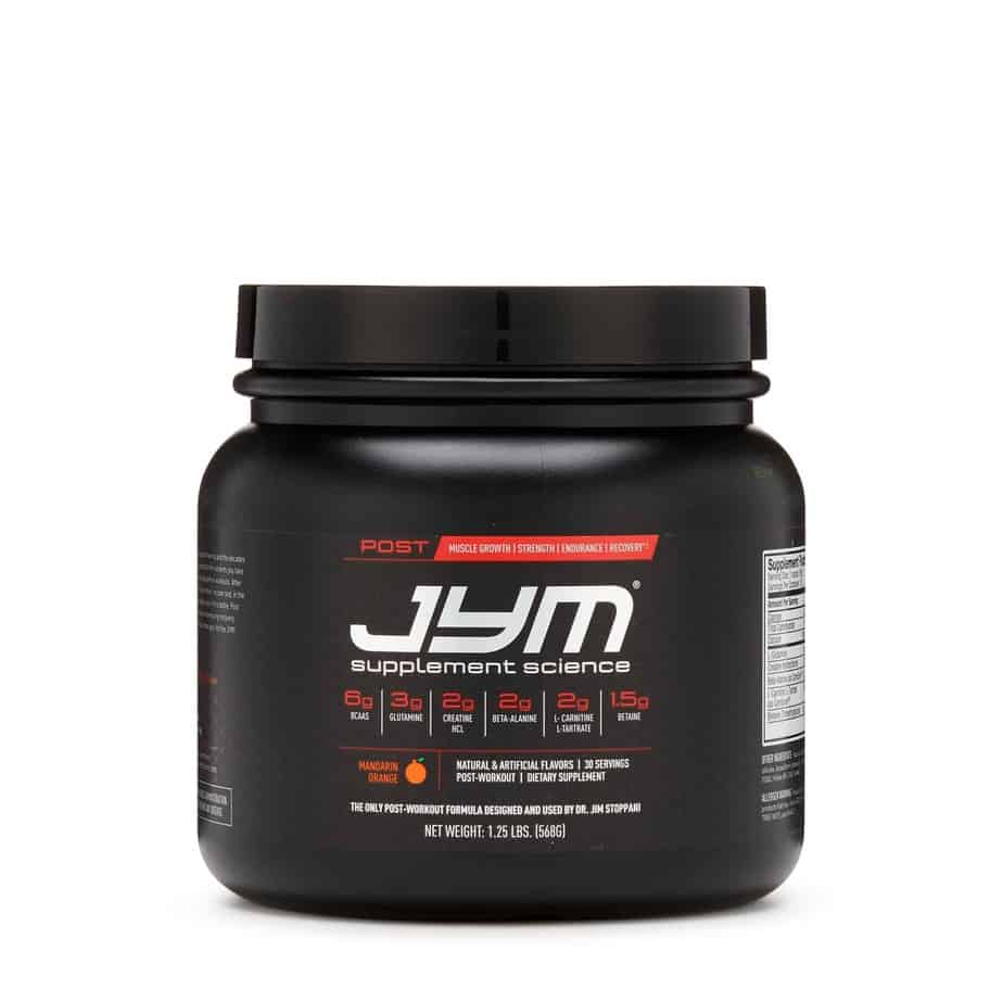 Jym Post-Gym Active