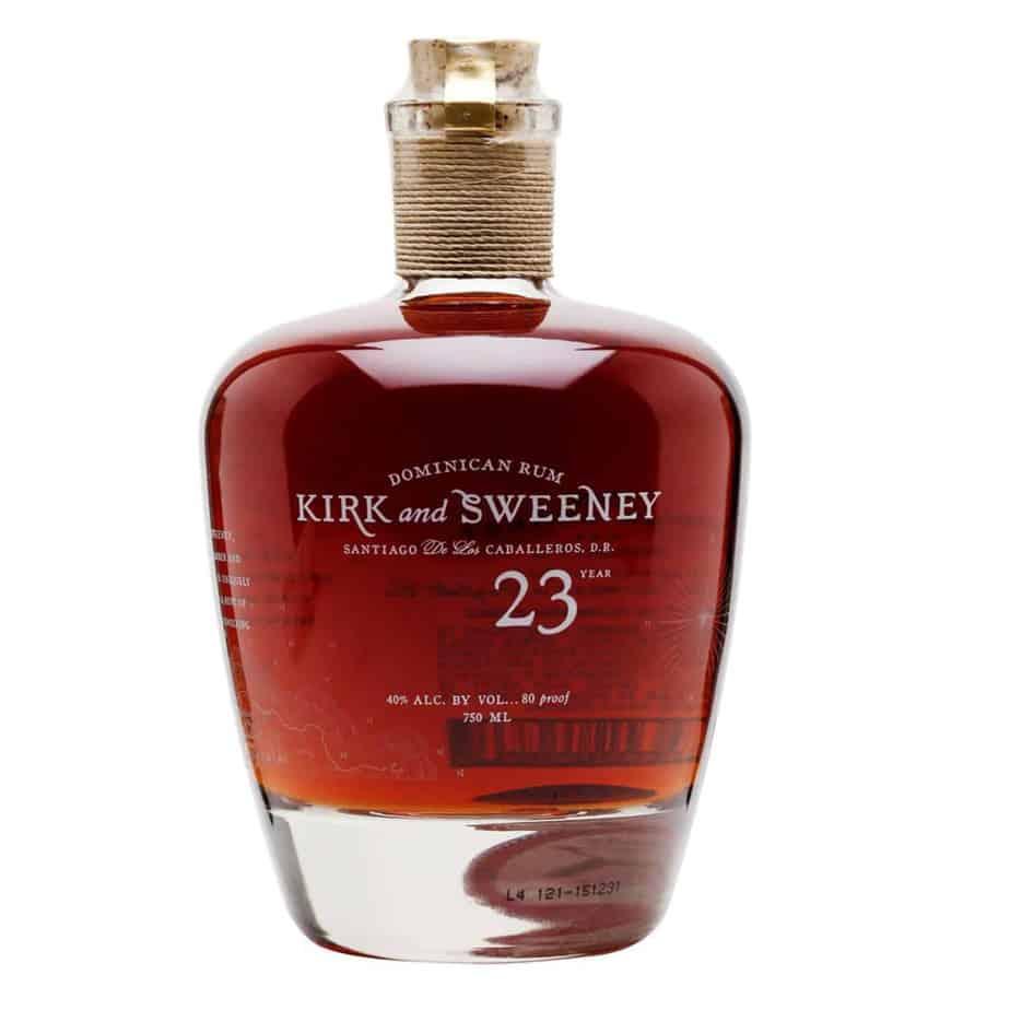 Kirk & Sweeney 23 Year Rum