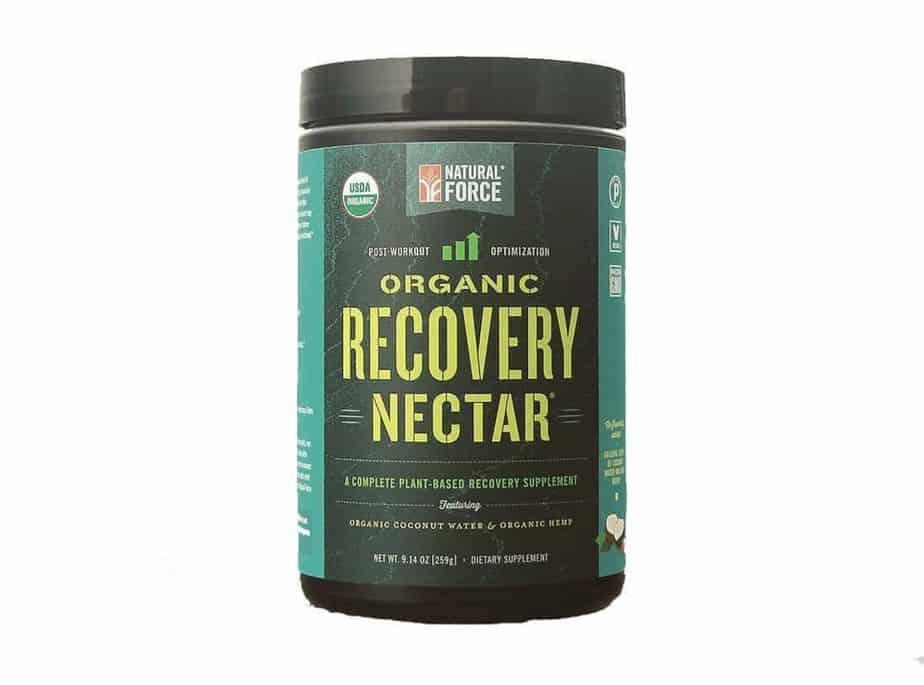 Força Natural Recuperação Orgânica Néctar