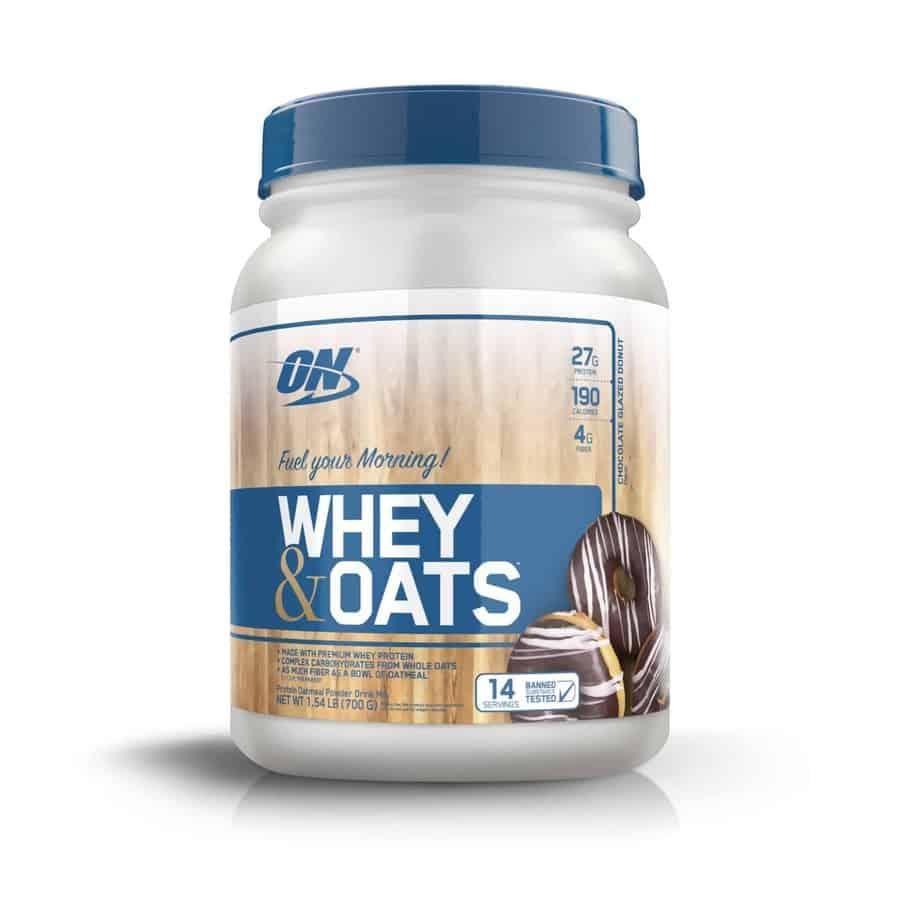 Optimum Nutrition Whey & Oats