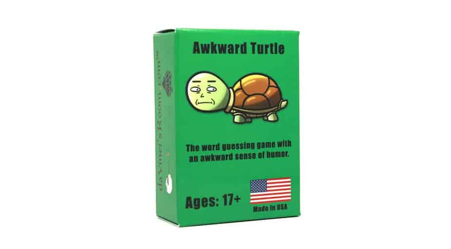 Awkward Turtle: The Word Card Game for Adults