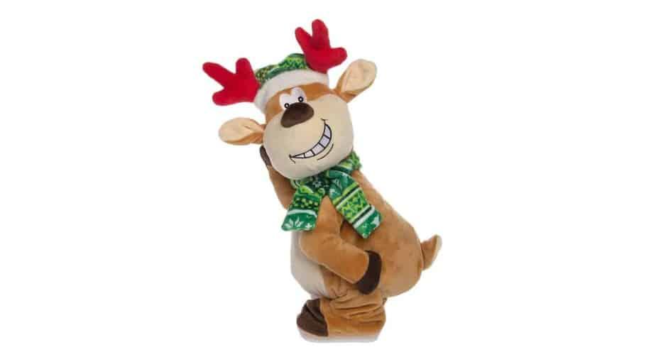 Twerking Naughty Reindeer