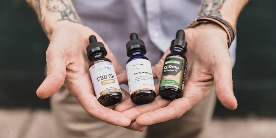 Best CBD Oil for Pain: Top 5 Brands ...discovermagazine.com