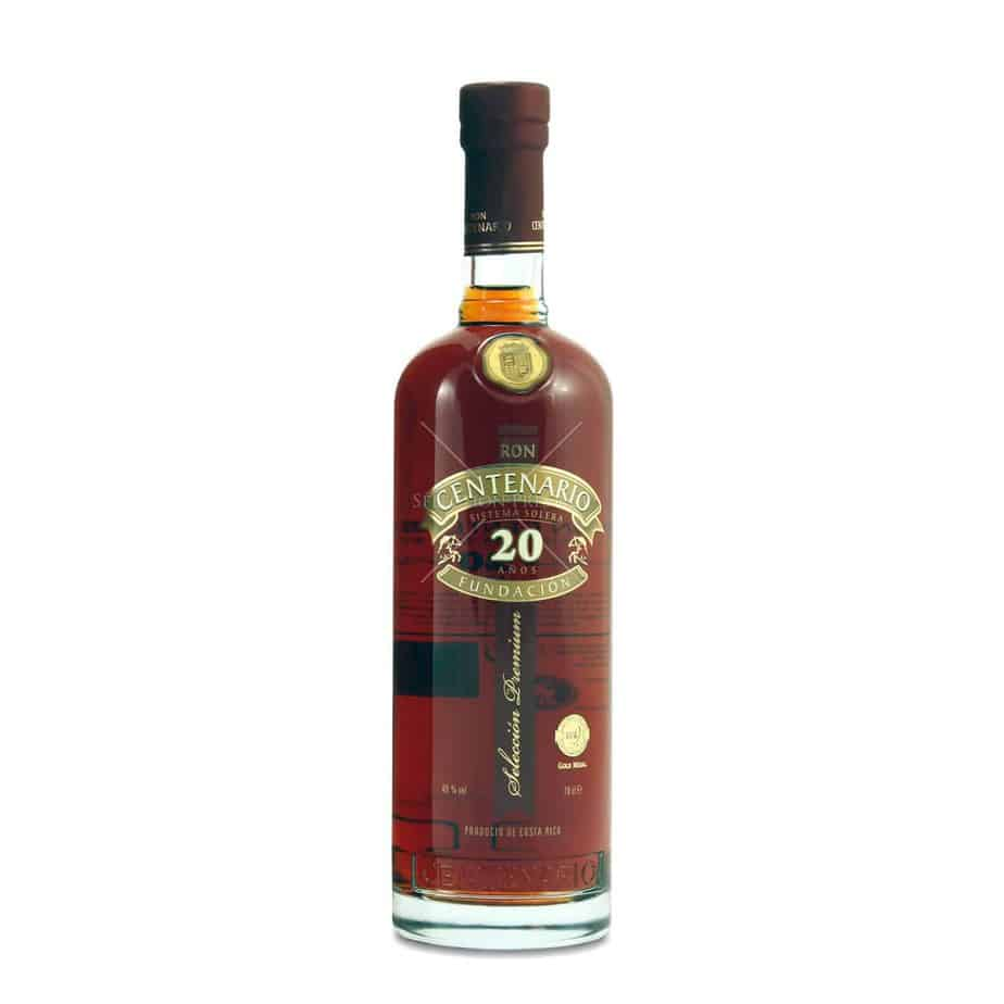 Ron Centenario Gran Reserva Rum 25 year