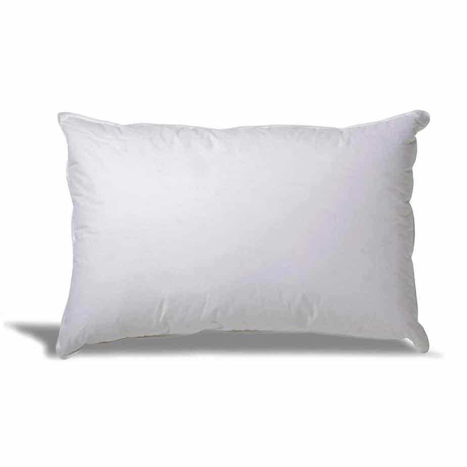 Stomach Sleeper Down Pillow by eLuxurySupply