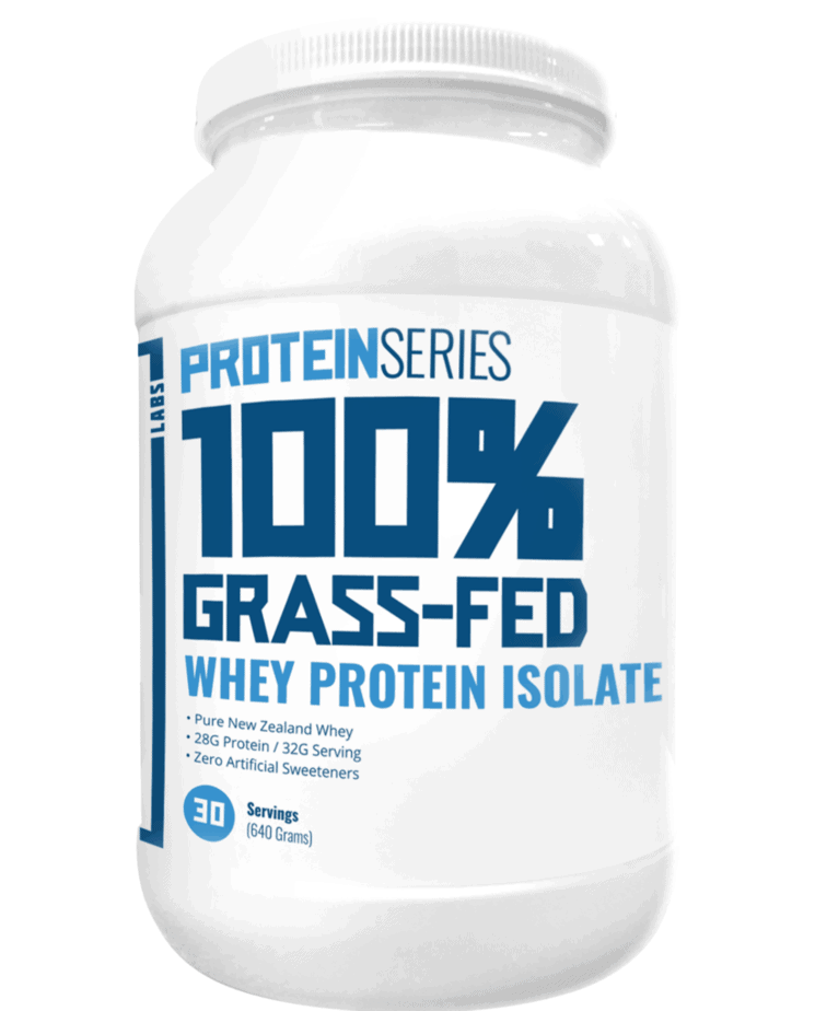 Transparent Labs Grass-Fed Whey