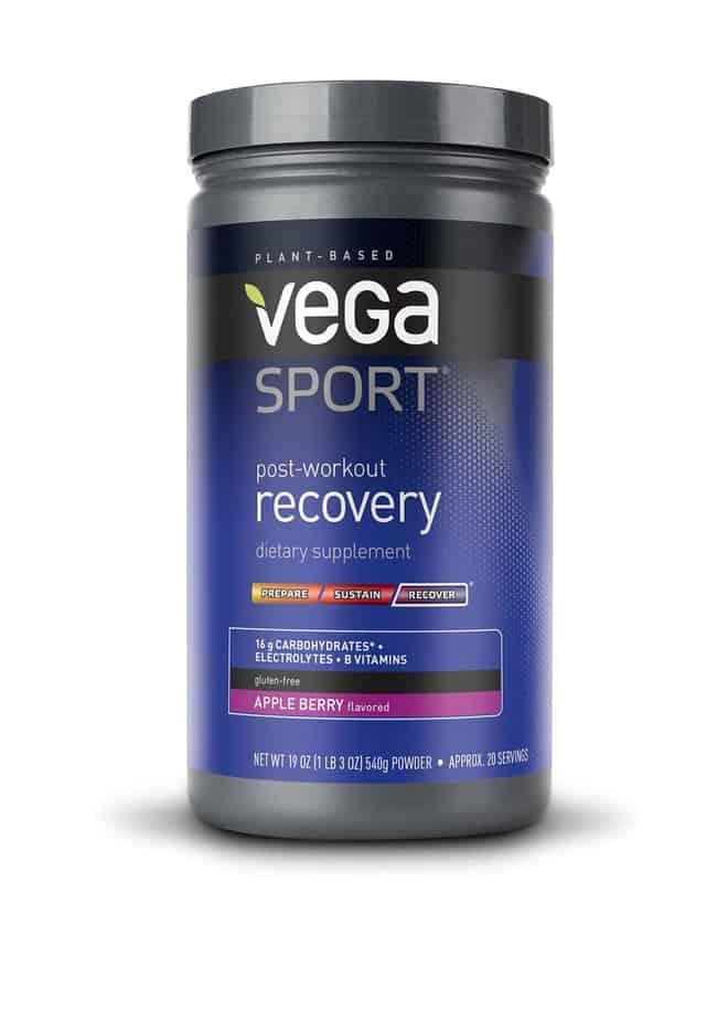 Acelerador de recuperação de esporte Vega