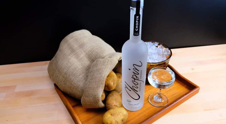 Best Potato Vodkas