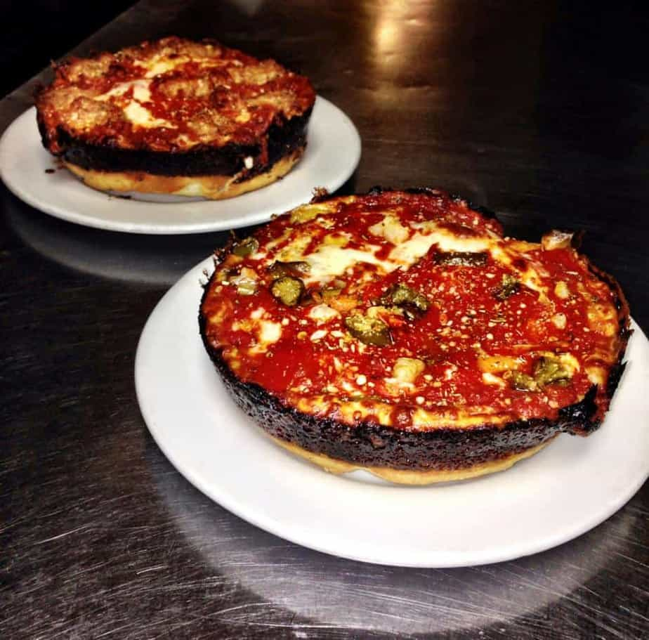 Pequod's Pizza | Chicago, IL