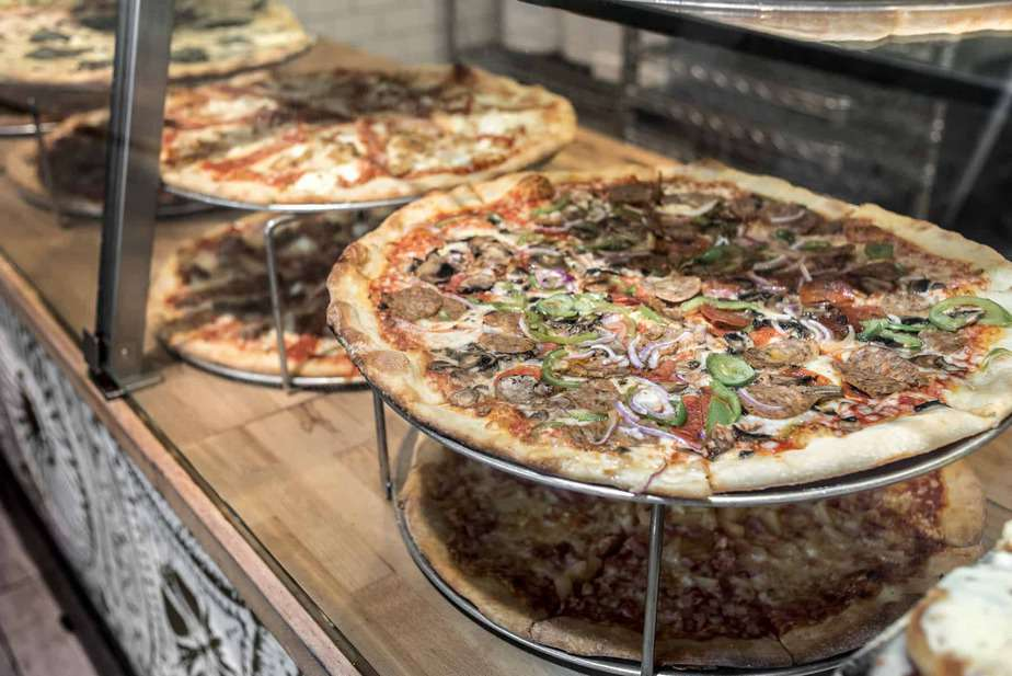 Wiseguy Pizza | Washington D.C.