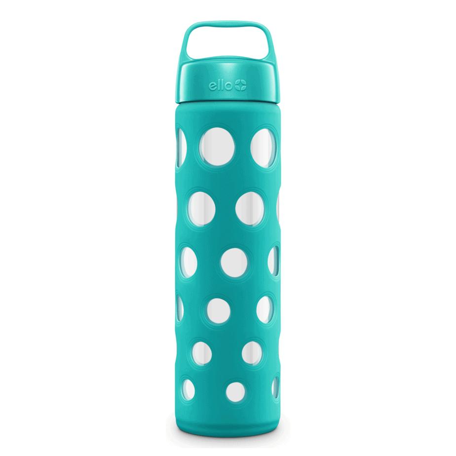 Ello Pure BPA-Free Glass Water Bottle